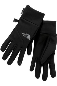 the north face running-handschoenen »etip glove« zwart