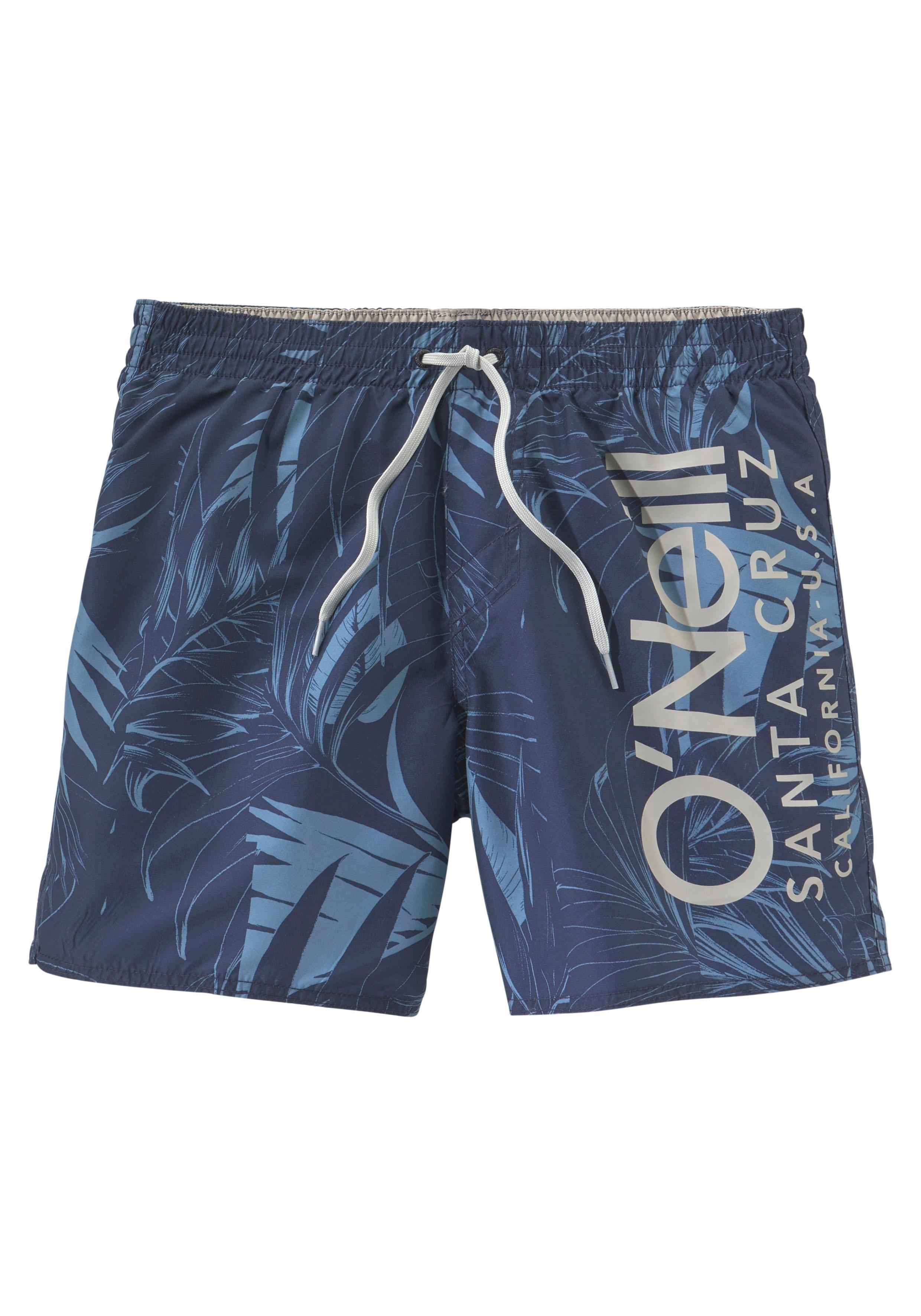 O'Neill zwemshort met tropische print in de webshop van OTTO kopen