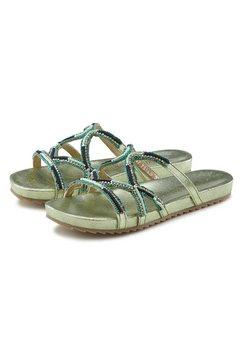 lascana slippers groen