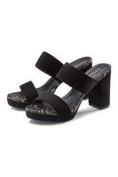 lascana slippers zwart