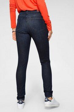 opus 5-pocket jeans »elma« blauw
