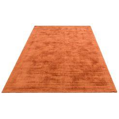 vloerkleed, »shirley«, my home, rechthoekig, hoogte 12 mm, met de hand geweven beige