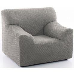 sofaskins fauteuilhoes »martin«, sofaskins grijs