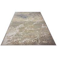 vloerkleed, »arroux«, elle decor, rechthoekig, hoogte 35 mm, machinaal geweven grijs