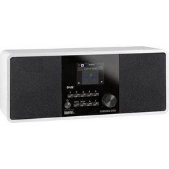 imperial digitale radio (dab+) »dabman i200« ((dab+),fm-tuner,ukw met rds,internetradio, 20 watt) wit