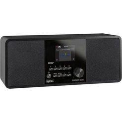 imperial »dabman i200« digitale radio (dab+) zwart