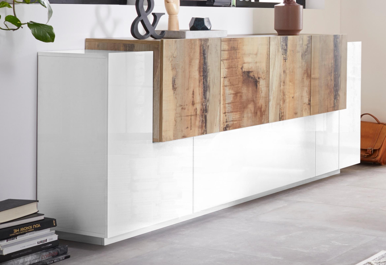 Tecnos dressoir »Corona«, breedte 200 cm bij OTTO online kopen