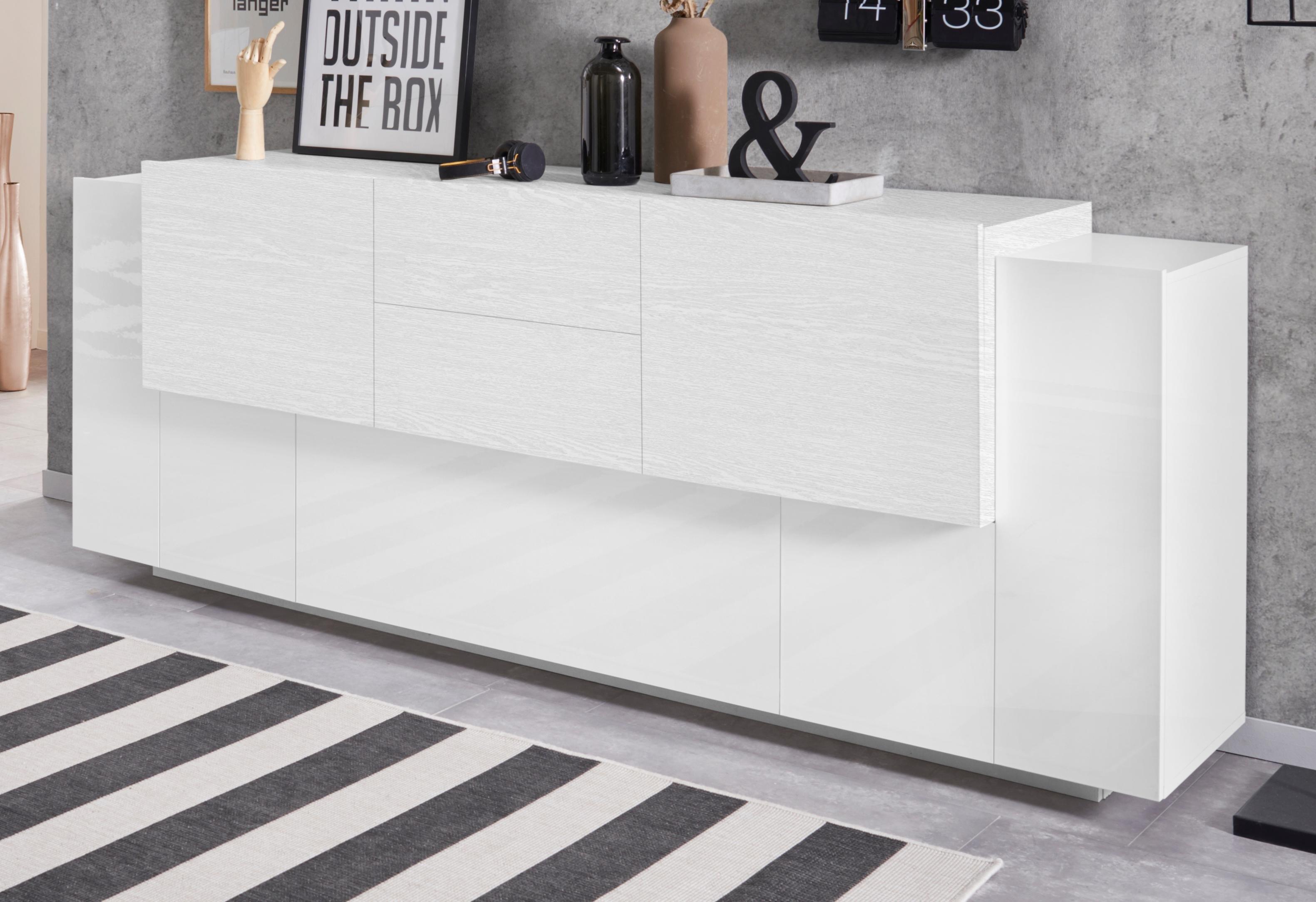 Tecnos dressoir »Corona«, breedte 200 cm nu online bestellen