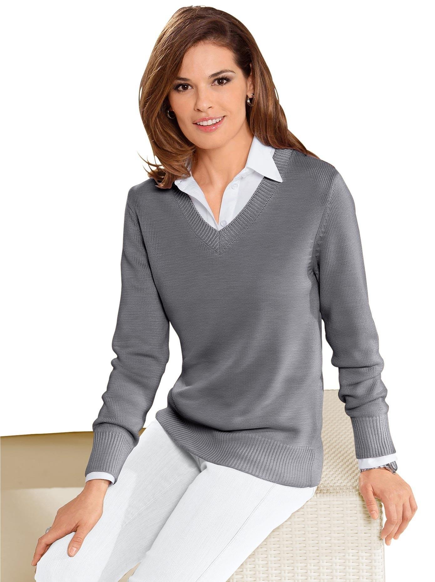 Casual Looks Pullover nu online kopen bij OTTO