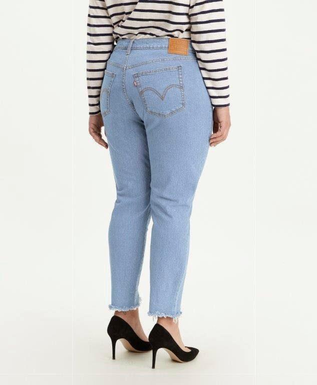 Levi's® Plus slim fit jeans? Bestel nu bij