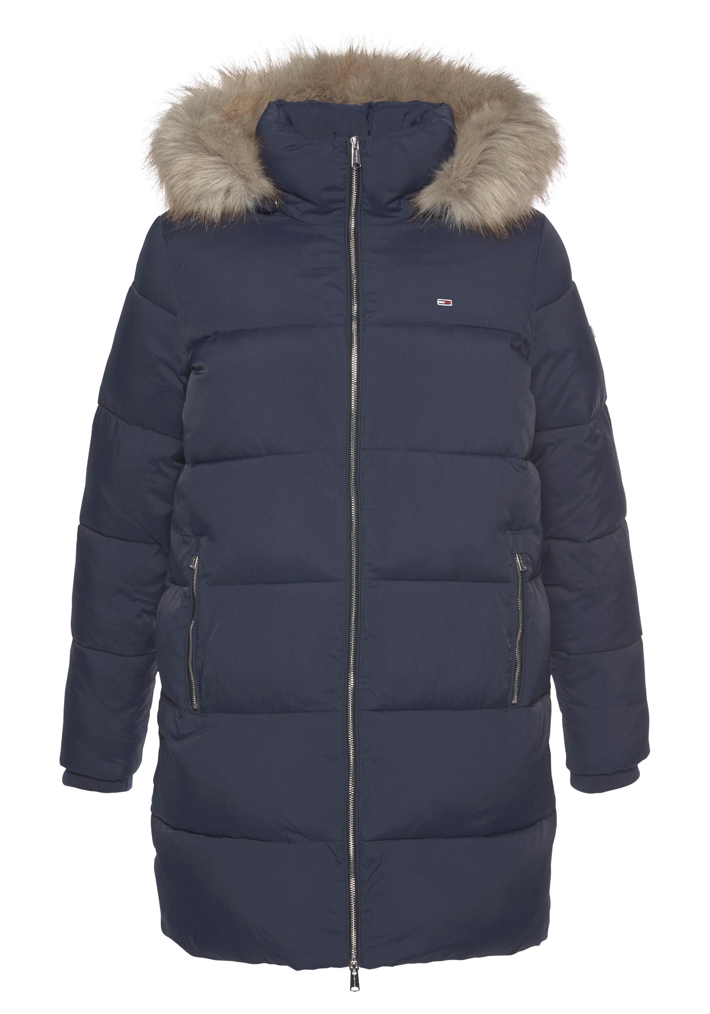 Tommy Jeans doorgestikte jas »TJW MODERN PUFFA COAT« online kopen op otto.nl