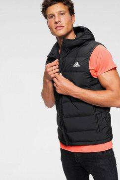 adidas performance donzen bodywarmer zwart