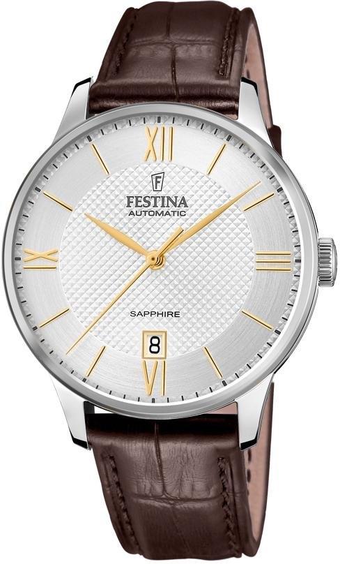 Festina automatisch horloge »Automatik, F20484/2« nu online kopen bij OTTO