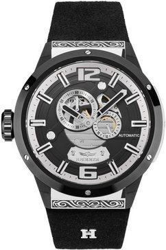 haemmer germany automatisch horloge »terrific, gg-400« zwart