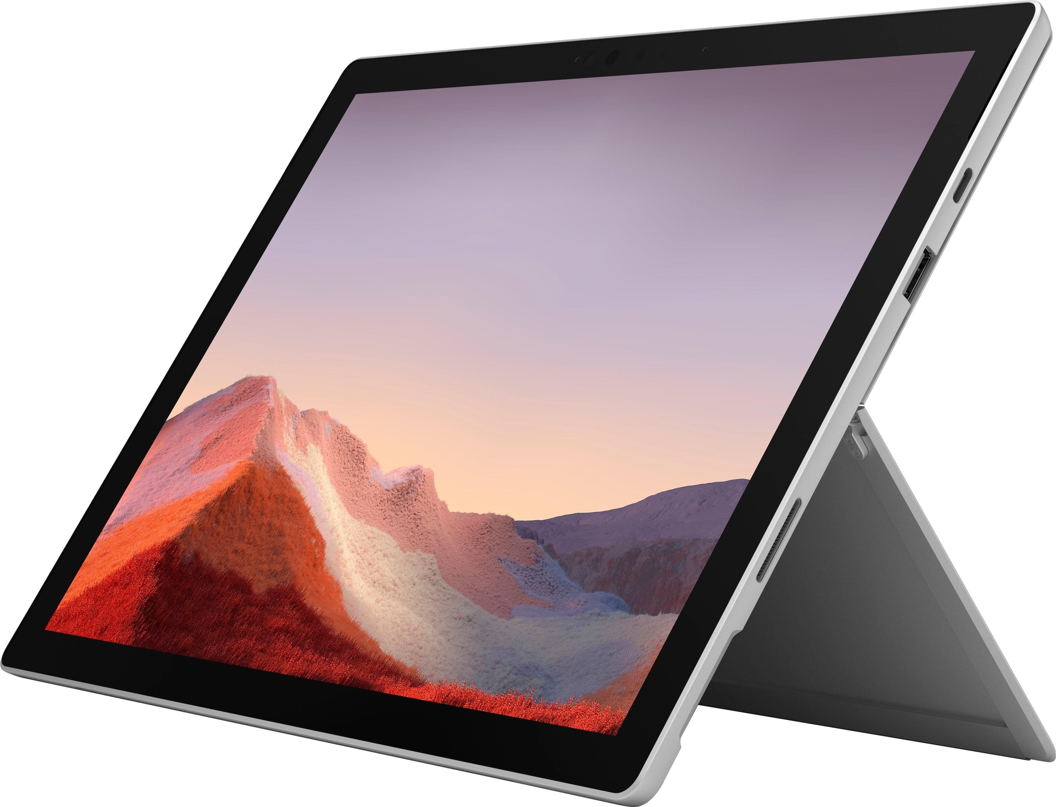 Microsoft »Surface Pro 7 - 16GB / 1TB i7 Platin« convertible notebook nu online bestellen