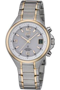 ett radiografisch horloge solar drive basic, egs-11378-75m zilver