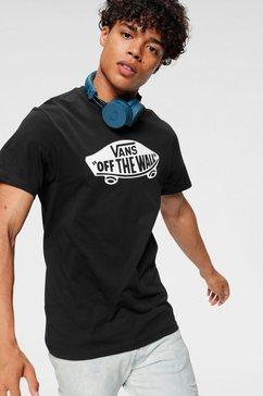 vans t-shirt »vans otw« zwart