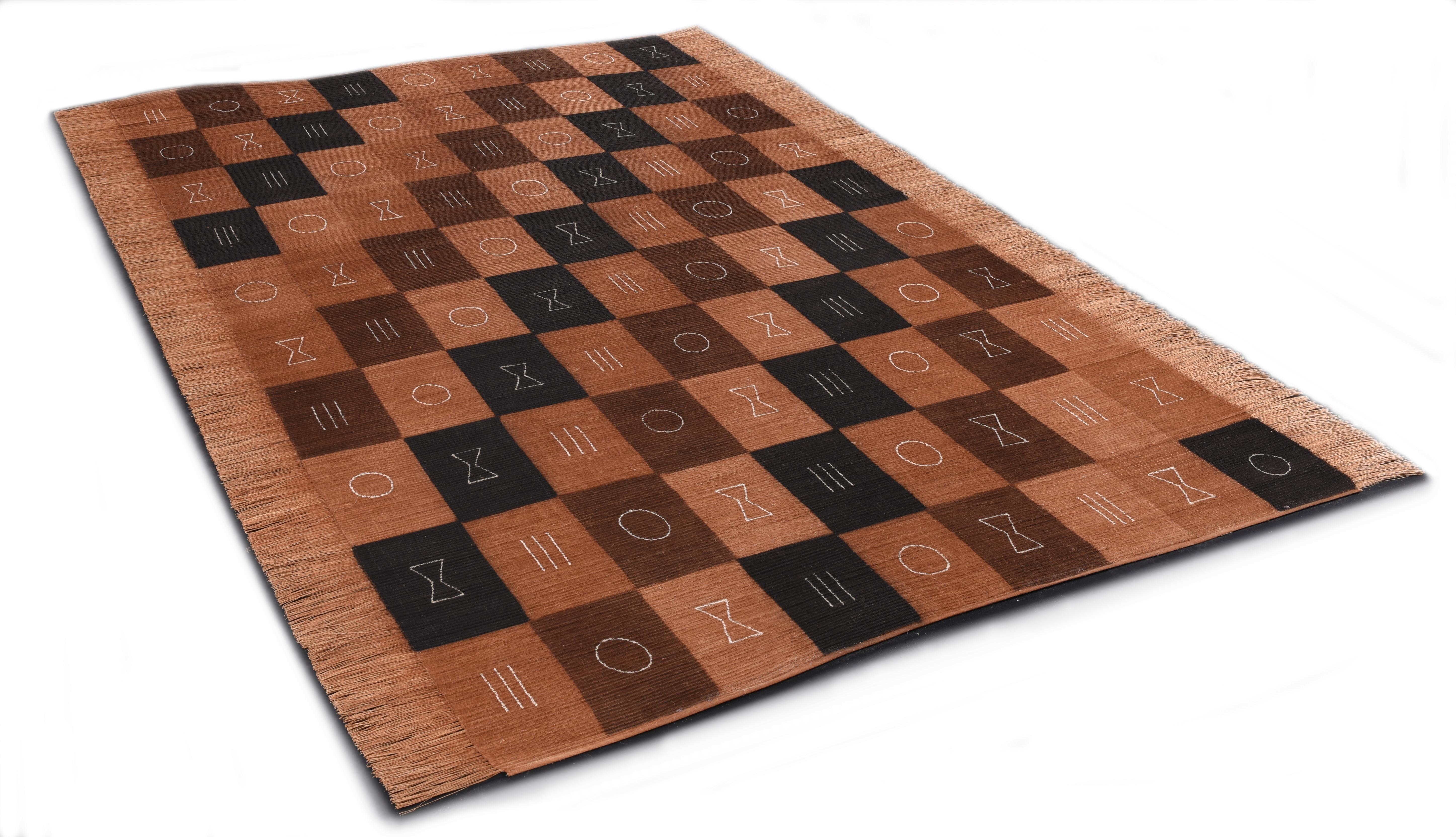 DIE HAUSKUNST Oosters tapijt, »Tulon«, rechthoekig, hoogte 4 mm, met de hand geweven voordelig en veilig online kopen