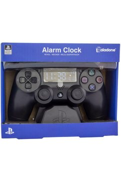 paladone »playstation controller wecker« wekker zwart