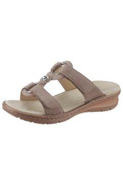 ara slippers beige