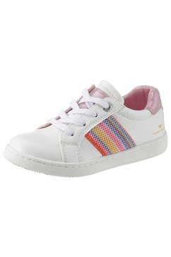 tom tailor sneakers wit