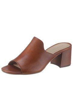 bugatti slippers bruin