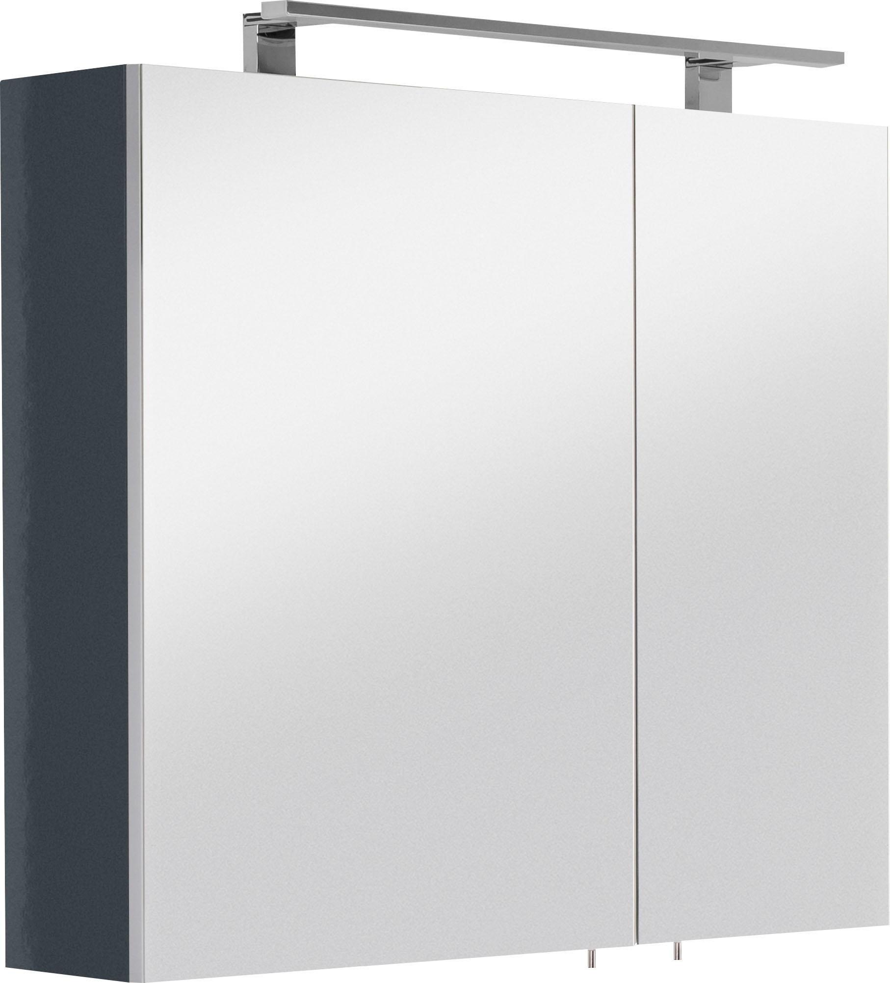 OPTIFIT spiegelkast Mino Breedte 80 cm nu online bestellen