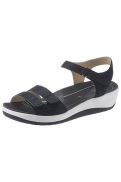 ara sandalen »napoli« blauw