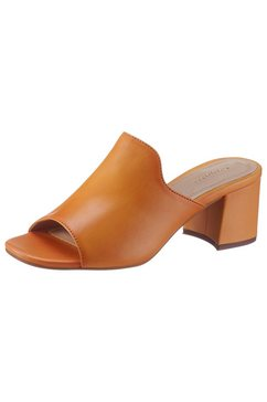 bugatti slippers geel
