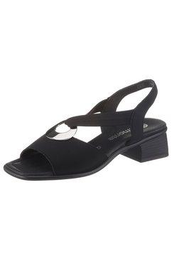 remonte sandaaltjes zwart