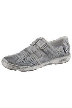 kacper klittenbandschoenen grijs