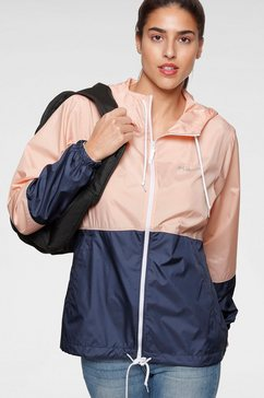 columbia windbreaker »windgates« rood