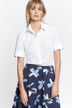 seidensticker klassieke blouse wit