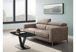 places of style 3-zitsbank »california« beige