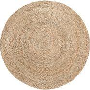 luxor living vloerkleed mamda 2 100% natuurvezel, met de hand gemaakt, boho-stijl, woonkamer beige