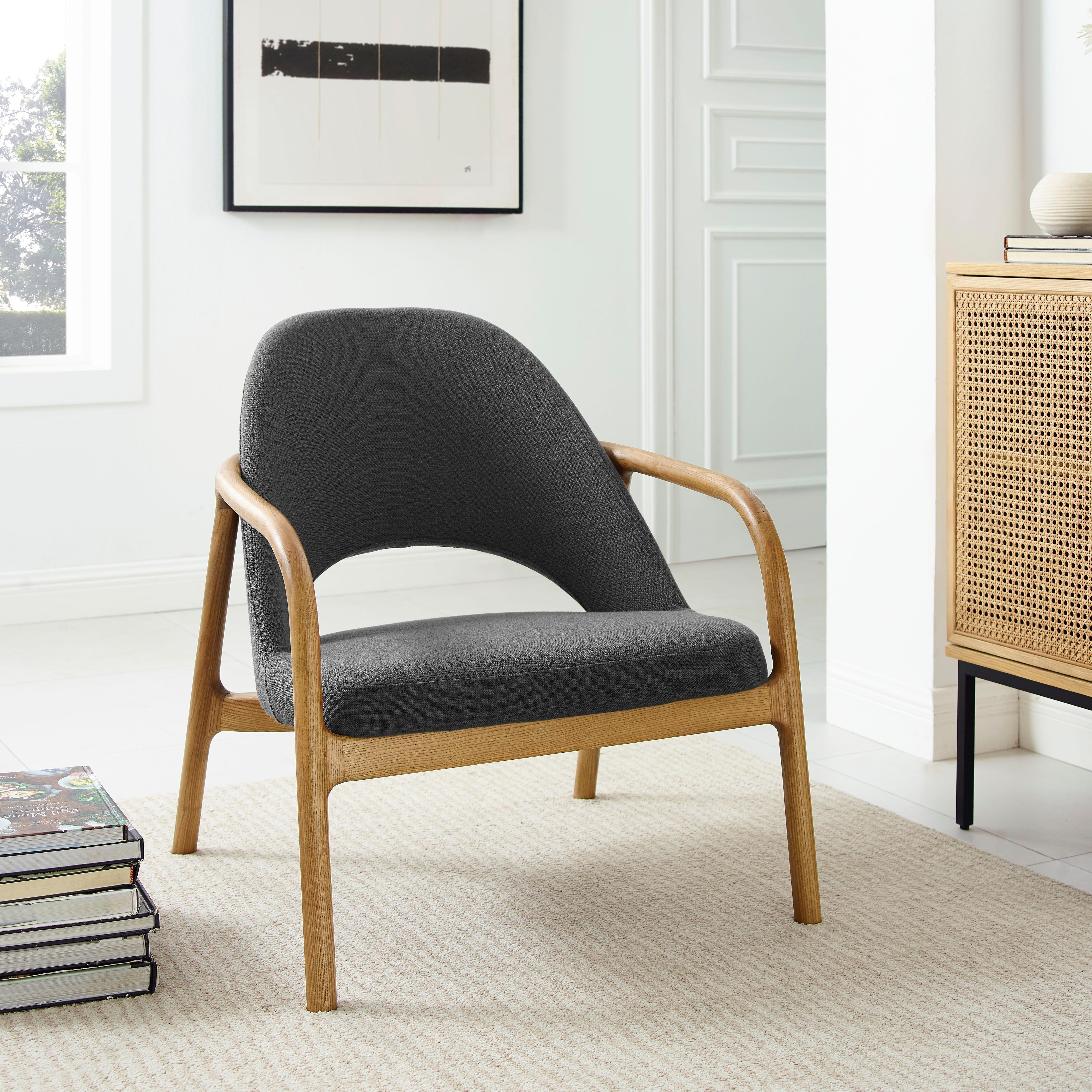 COUCH ♥ stoel met armleuningen Perfect Combination van massief essenhout, couch favorieten bestellen: 30 dagen bedenktijd