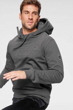 bruno banani hoodie grijs