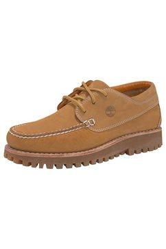 timberland bootschoenen »jackson's landing hs moc« bruin