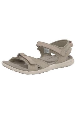 columbia outdoorsandalen »columbia™ le2« beige