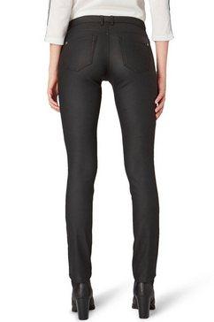tom tailor slim fit jeans »alexa slim« zwart