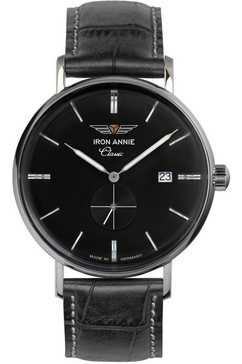 iron annie kwartshorloge »classic, 5938-2« zwart
