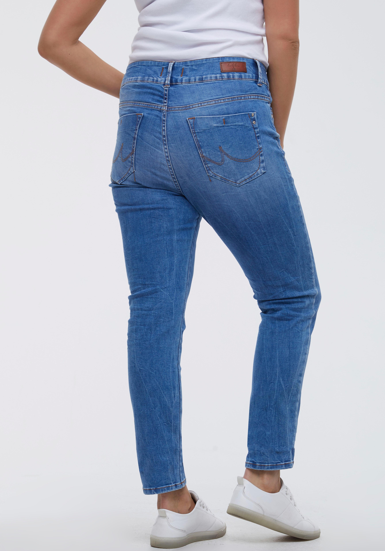 Love to be by LTB slim fit jeans »VIVIEN« veilig op otto.nl kopen