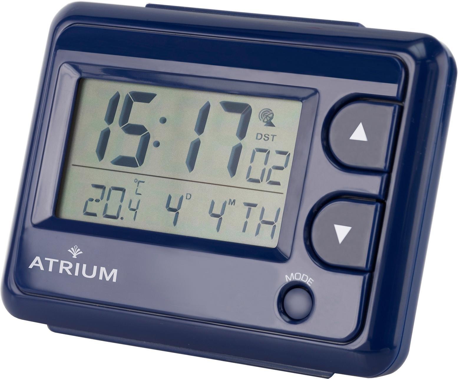 Atrium radiografische wekker A720-5 - verschillende betaalmethodes