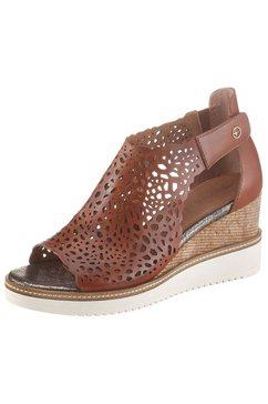 tamaris sandaaltjes »alis« bruin