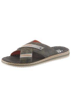 rieker slippers groen