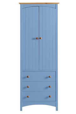 Blauwe kledingkasten online kopen bekijk de collectie otto for Kledingkasten outlet