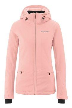 maier sports ski-jack »ninetta« roze