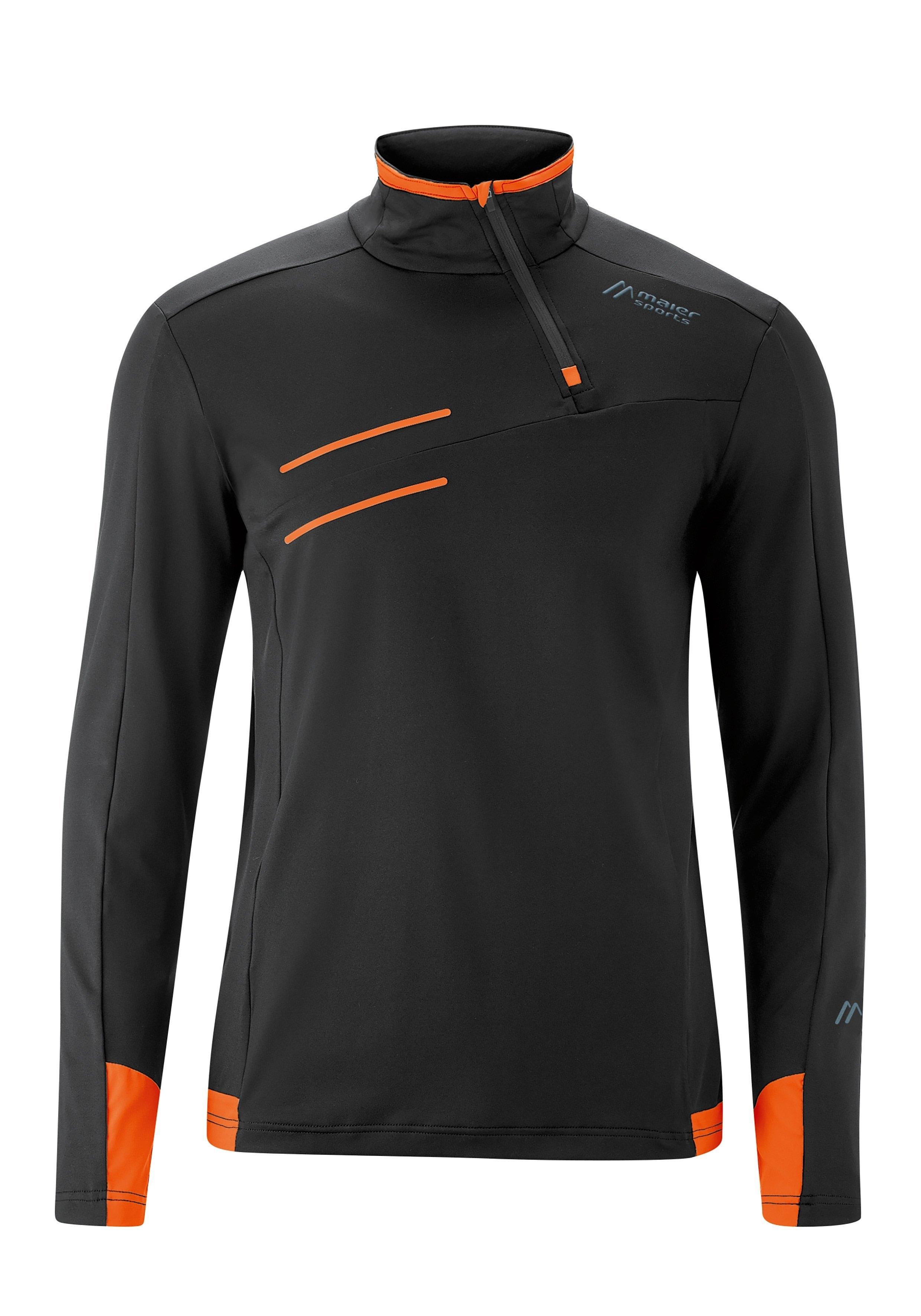 Maier Sports shirt met lange mouwen »Neo Sweater M« nu online kopen bij OTTO