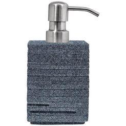 zeepdispenser »brick« grijs