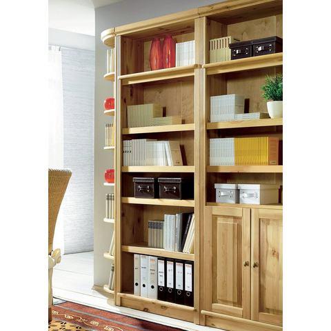 Kasten  vitrinekasten Boekenkast 'serie Soeren' 4-deurs 368500